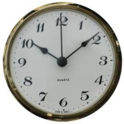 72mm Caravan Clock Instrument
