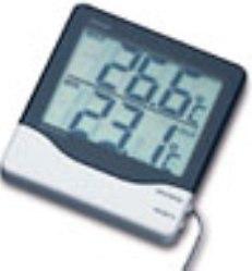 Indoor Outdoor Maximum Minimum Digital Thermometer (TFA301011)