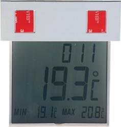 Solar Powered Max Min Window Thermometer (TFA301035)