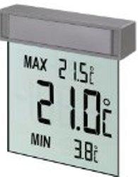 Max Min Window Thermometer (TFA301025)