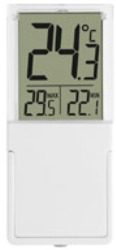 VISTA Digital Window Thermometer (TFA301030)