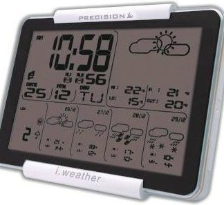 Radio Controlled Weather Station with Computer Link (PREC0052)