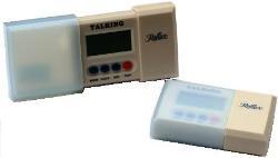 Talking Travel Alarm Clock
