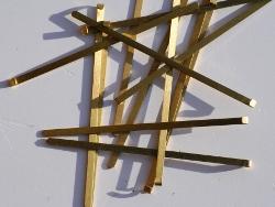 Brass Pendulum Rods