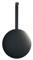 Black Pendulum Bob 45mm diameter Bob 88mm long