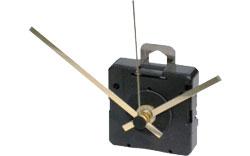 UTS Quartz Clock Movement with Euro eye shaft inc. hands