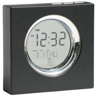 Multi Function Window Alarm Clock