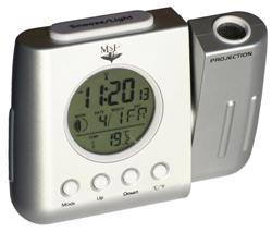 MSF Projection Alarm Clock 255/4066