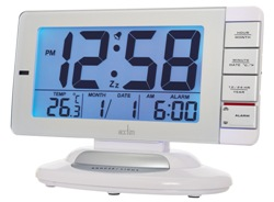 Acctim Alarm Clock with Smartlite Matrix