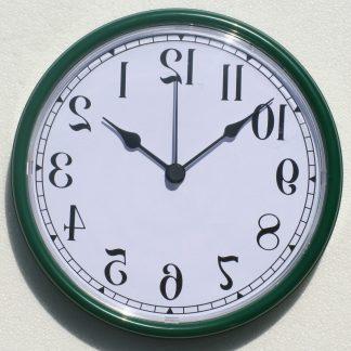 Barbers shop clock