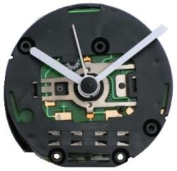 UTS Round Quartz Clock Movement Supplied with Hands.