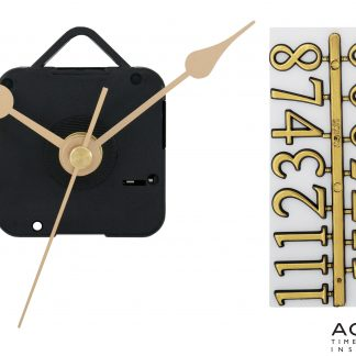 Acctim Clock Movement Kit with Numerals (79433) (79443) (79453)