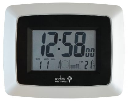 Acctim Radio Controlled Clock Avanti (74467)