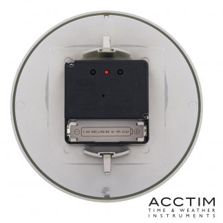 Acctim 132mm Radio Controlled Insertion Clock MSF-0