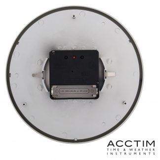 Acctim 160mm Radio Controlled Insertion Clock MSF-0
