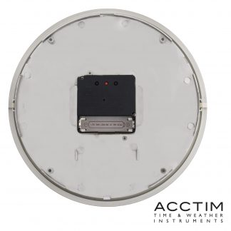 Acctim 195mm Radio Controlled Insertion Clock MSF-0