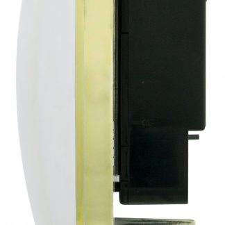 Acctim 132mm Insertion Clock-0