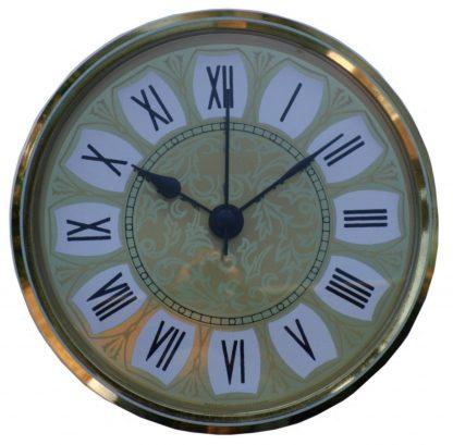 72mm Insertion Clock