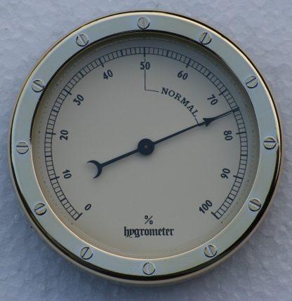 Nautical Style Hygrometer